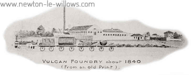 A history of the Vulcan Foundry