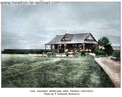 Newton Cricket, Bowling, and Tennis Club