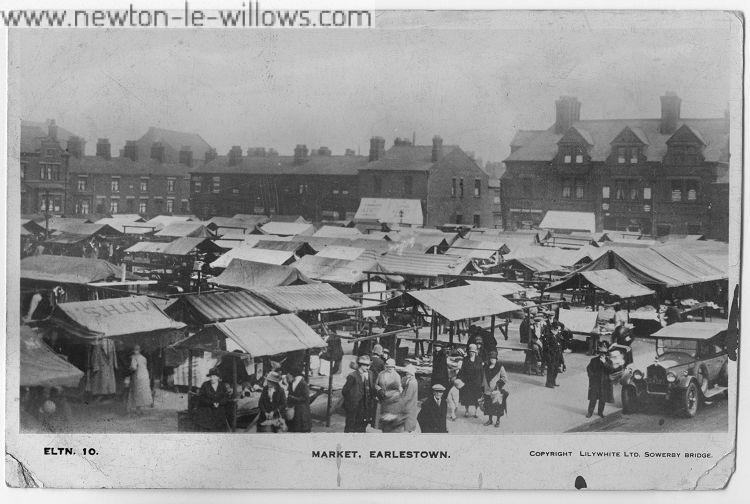 Earlestown Market