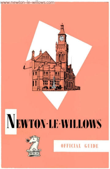 Newton-le-Willows Official Guide
