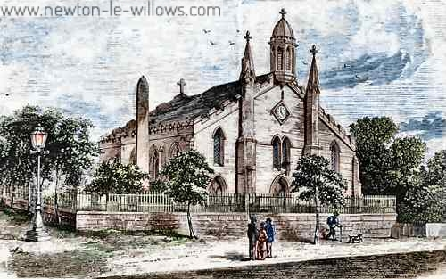 Newton-in-Makerfield : yr 1825-35