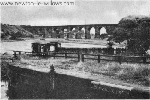 Sankey Viaduct and Embankment