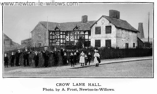 Crow Lane Hall & Newton Serjeants