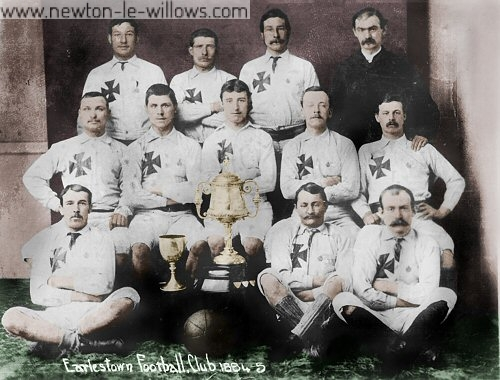 Some Earlestown Sporting History