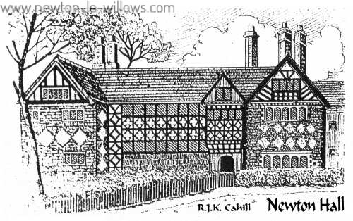 The History of Newton Hall