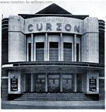 The Curzon Cinema, 28th October, 1935