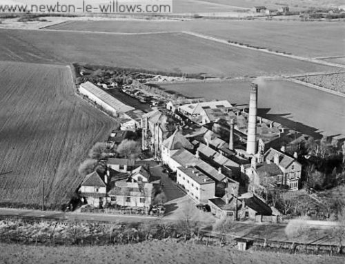 History of Burtonwood Brewery