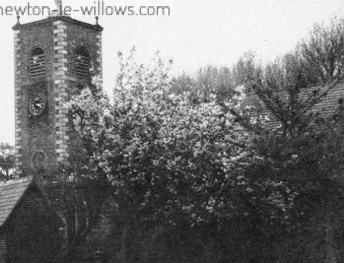 The Burtonwood Chapel